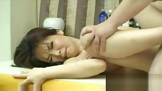 Japanese Girl Gets A Massage And Fuck
