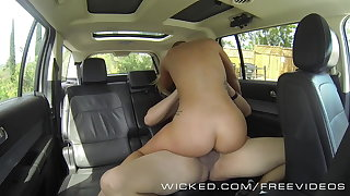 Wicked - Hot schoolgirl gets fucked changeless in class
